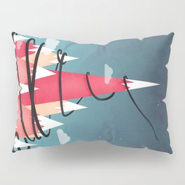 Up To The Stars Pillow Sham