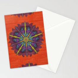 Wish Flower Stationery Cards
