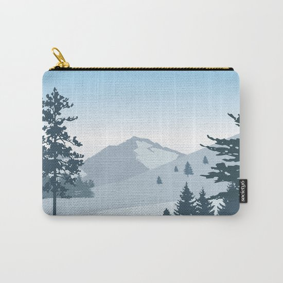 My Nature Collection No. 55 Carry-All Pouch