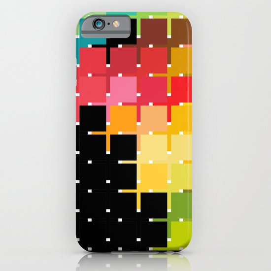 Color Chips iPhone & iPod Case