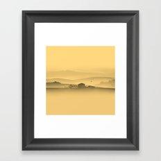 Tuscan Morning Framed Art Print