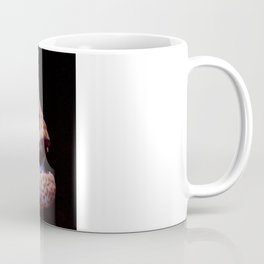 Coral Grouper Being Cleaned Coffee Mug