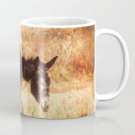 Backyard Burro, Mexico Coffee Mug