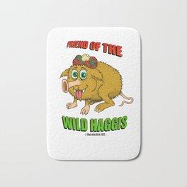 Friend of The Wild Haggis Bath Mat