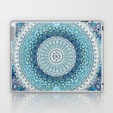 Teal Tapestry Mandala Laptop & iPad Skin