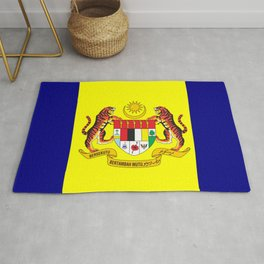 flag of putrajaya Rug