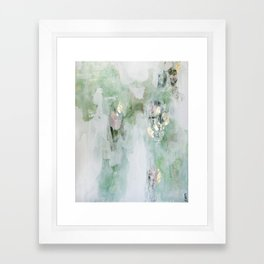 Leaf It Alone Framed Art Print