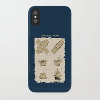metal gear iPhone & iPod Cases featuring Metal Gear by le.duc