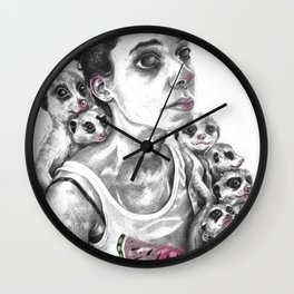 SuriMarta Wall Clock