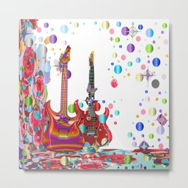 Party Time Metal Print
