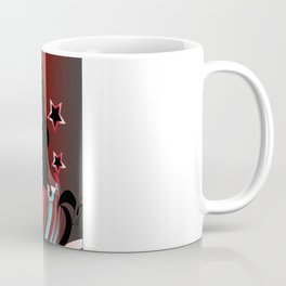 retro girl Coffee Mug