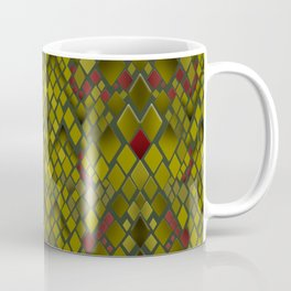 Snakeskin graphics. Coffee Mug