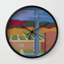 Ho 2 FoCo Wall Clock