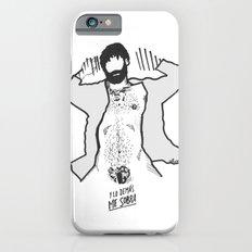 Y lo demás me sobra (I don't need anything else) iPhone 6s Slim Case