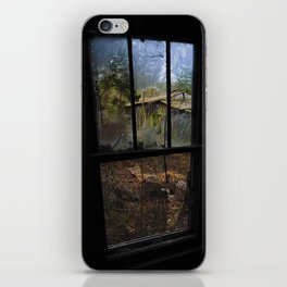 Through the Looking Glass iPhone Skin