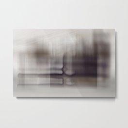 Distraction Metal Print