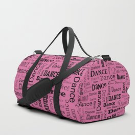 Just Dance - Pink Duffle Bag