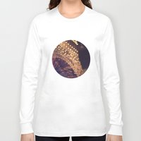 paris Long Sleeve T-shirts featuring Paris (Delusion) by Tina Crespo