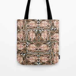 Dissection of infinite variations Tote Bag