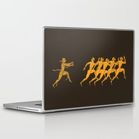 greece Laptop & iPad Skins featuring Ancient Greece by ispman