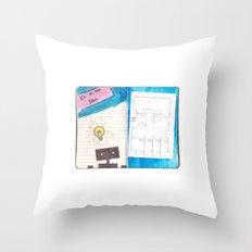 It's a new idea Throw Pillow