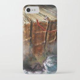 Cliffhanger iPhone Case