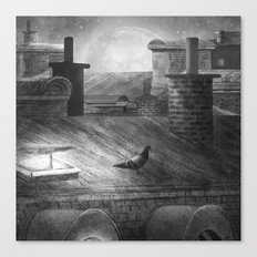 Rooftoppers - Chapter Eleven  Canvas Print