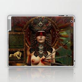 Ad maiorem Dei gloriam (A.M.D.G.) +13 Laptop & iPad Skin