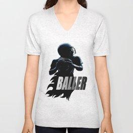PRO BALLER  Unisex V-Neck