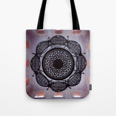 Lace magic Tote Bag