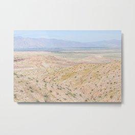 Desert Daze Metal Print