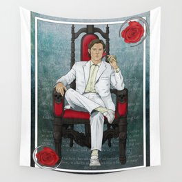 The Devil You Know Wall Tapestry