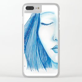 Resolve Clear iPhone Case
