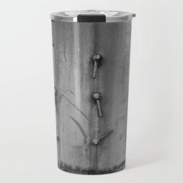 Metal Plate Travel Mug