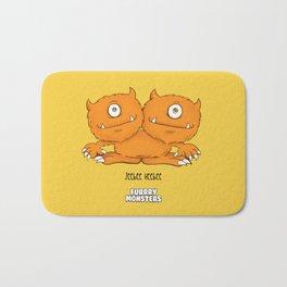 Jeebee Heebee Bath Mat