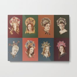 The Saints of Sunnydale  Metal Print