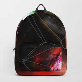 Shining Trapezohedron Backpack