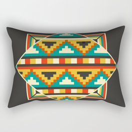 Inkkas Sunrise Rectangular Pillow