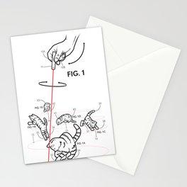 Lazer Cats! Stationery Cards
