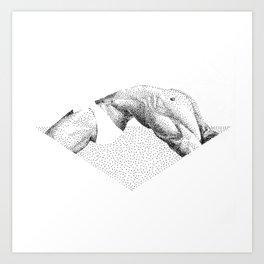 Doood 4 Art Print