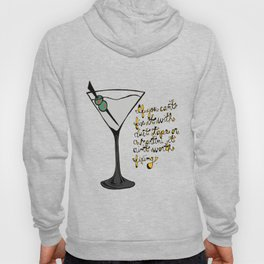 Duct Tape or A Martini Hoody