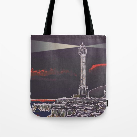 Lighthouse / Punta Lava La Palma Tote Bag