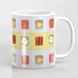 Toasty Toppings Coffee Mug