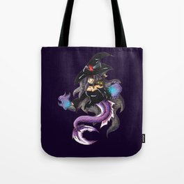 Salem Sea Witch Tote Bag