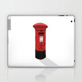 Post Office Mailbox Laptop & iPad Skin
