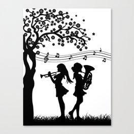Hibike! Euphonium- A Duet Canvas Print