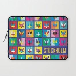 viking stockholm Laptop Sleeve