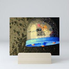 Snow Globe-al Warming Mini Art Print