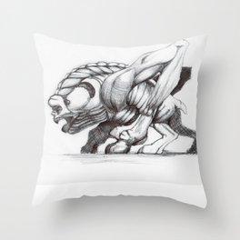 Noise Throw Pillow