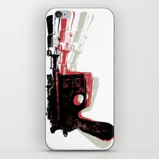 Blaster (Right) iPhone & iPod Skin